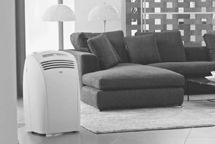 climatizador portátil para casa