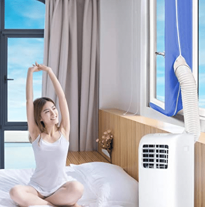 Marco Aislante para aire acondicionado portátil