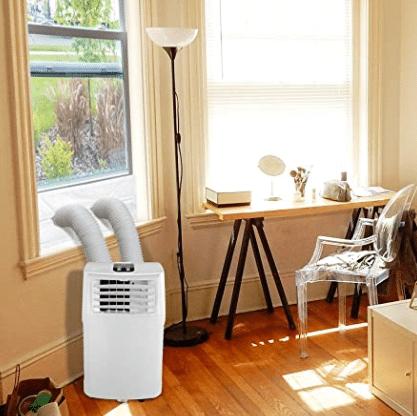 Kit ventana abatible aire acondicionado portátil